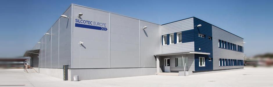 Silcotec Europe factory